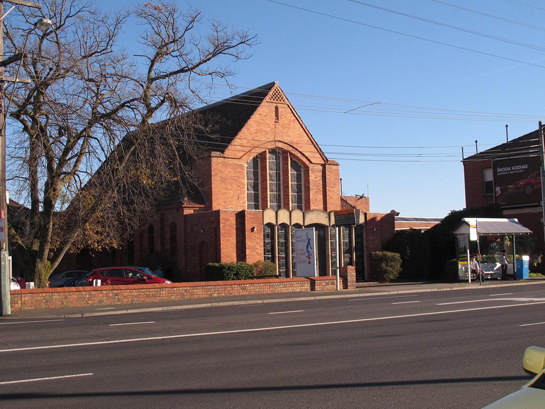 Burwood Uniting Church