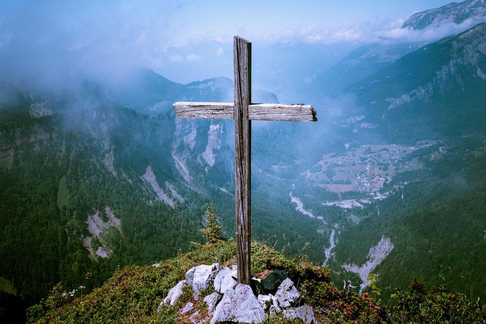 For God so loved…